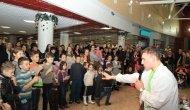 Новорічне свято у ТРЦ Поділля Сіті