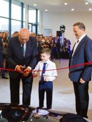 Відкриття автосалону Баварія Центр у Вінниці