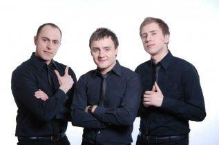 """Отзыв трио """"Максимум"""" о продюсерском центре """"Nekrasov"""""""