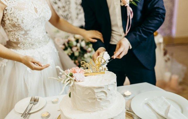 Вдячність за організацію весілля